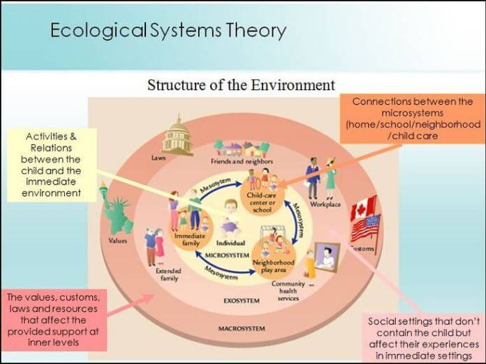 Ecological Systems Theory By Bronfenbrenner